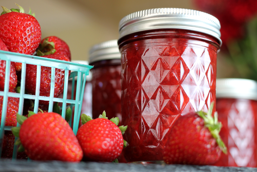 Stawberry-Preserves-Finished